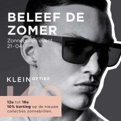Het zonnebrillen event op 21 april 2018